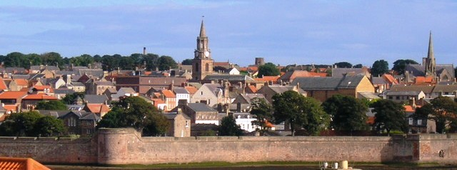 6 nights cycling from Edinburgh Scotland to Berwick