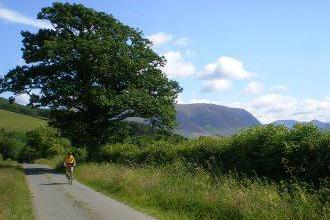6 nights Cycle C2C Whitehaven - Newcastle across Northern England, The Lake District