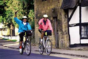 7 nights Cycling England Cotswolds and Severn Vale bike. Happy cycling through the Cotswolds