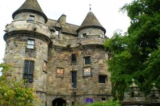 5 nights Cycling Historical Scotland Edinburgh & Fife, Falkland Palace