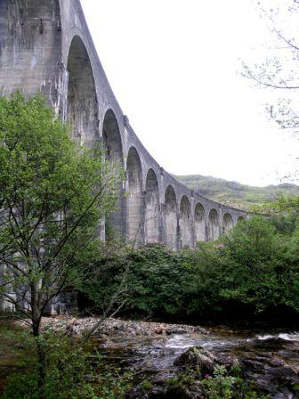 8 nights cycling Scottish Highlands Lochs and Glens.