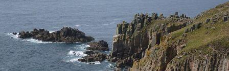 5 nights Self-Guided Cycling in Cornwell, Lands End rugged coast