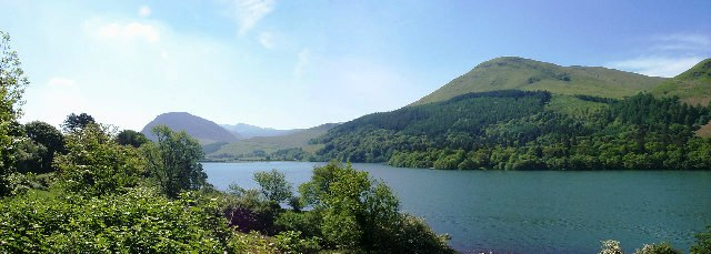 6 nights Biking in the Lake District in England. Loweswater in the Lake District