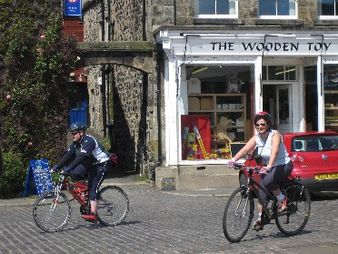 9 nights Newcastle to Edinburgh coast and castles 